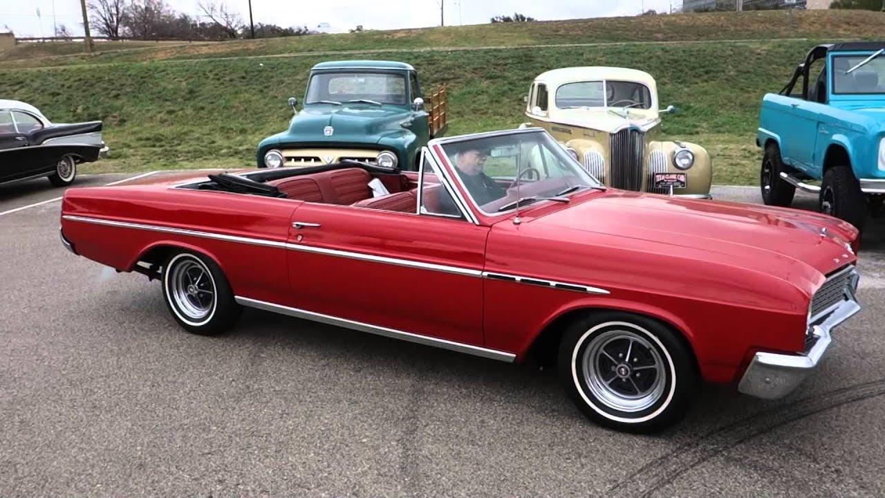 1964 Buick Special Convertible 1965 Buick Special Convertible