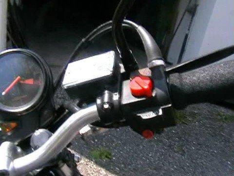 Honda CB1100F L&W sound