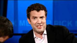 Rick Mercer on Annoying Canadian Stereotypes