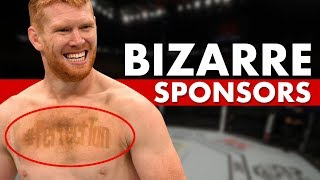 10 Hilariously Bizarre MMA Sponsors