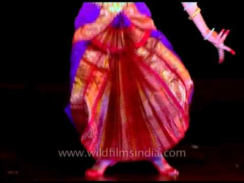 Bharatnatyam one of the most popular classical Indian dances