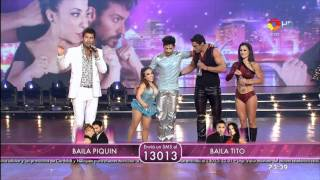 TITO SPERANZA - POP LATINO - FINAL DEL BAILANDO - FULL HD