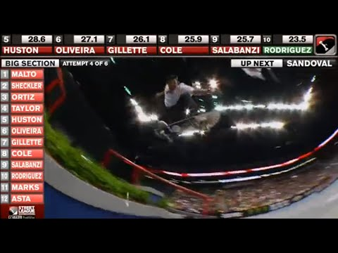 Street League 2012: Heats On Demand - Kansas City Qualifying Heat 4 Big Section