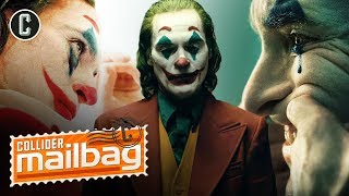 Should Joker Have Carried a Special Mental Health Warning? - Mailbag