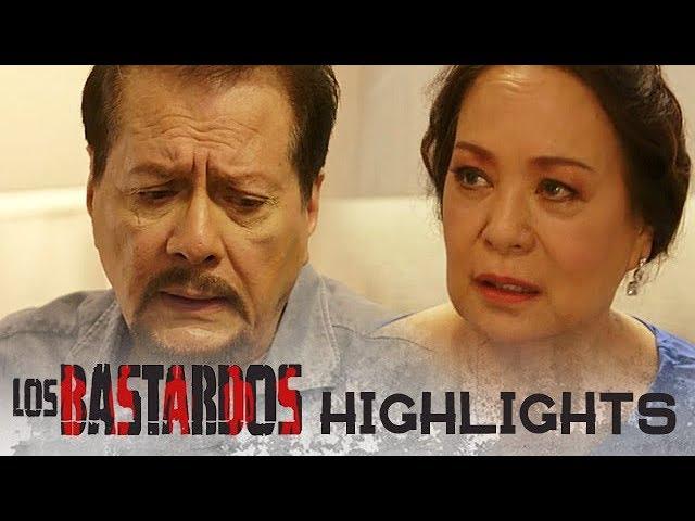 Soledad, pinayuhan si Roman tungkol sa anak na si Matteo | PHR Presents Los Bastardos