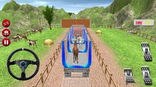 Pet Animal Transport Truck Driving 3D Sim (by Spark Gamers) Android Gameplay [HD]