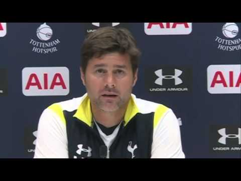 Mauricio Pochettino - Southampton 2-0 Fulham [26.10.2013]