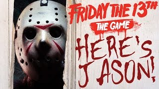 Here's Jason! - Multiplayer Gameplay - Friday The 13th The Game PC Gameplay