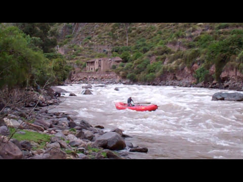 Rafting on the Urubamba River - What to Expect