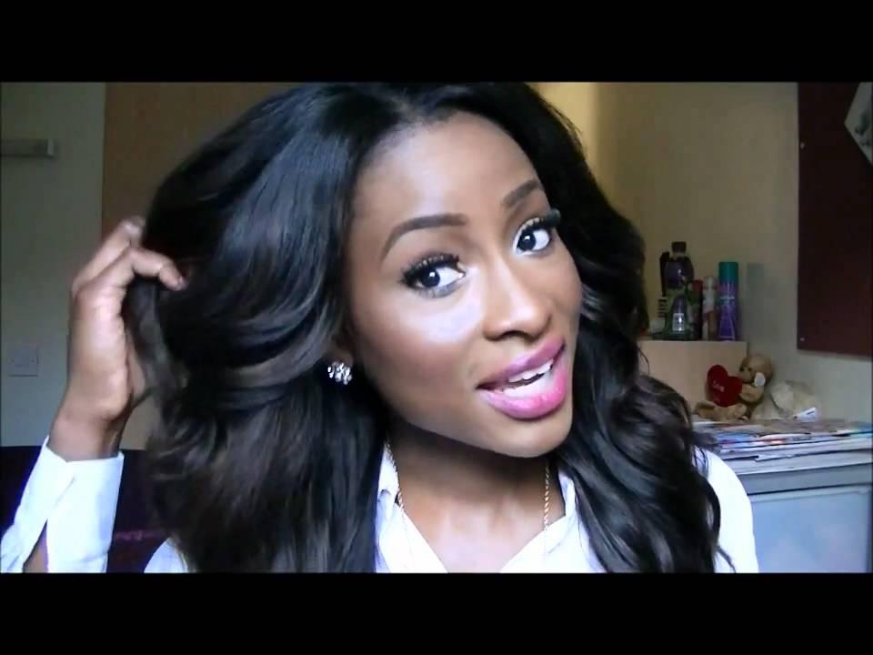Good Hair Ltd Virgin Brazilian & Peruvian Hair Review - YouTube