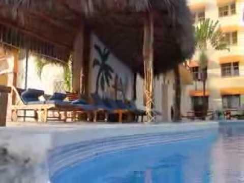 Hotel melaque puesta del sol youtube for Centro turistico puesta del sol