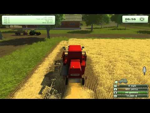 Спортивные менеджеры. Экшен. Видео: Farming Simulator 2013: Titanium Edit