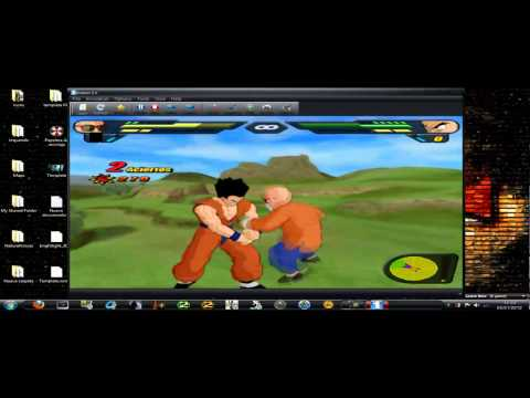 Dragon Ball Z Budokai Tenkaichi 2 emulador wii Dolphin  on/en intel HD graphics
