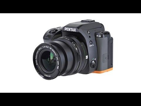 First Look: Pentax K-S2