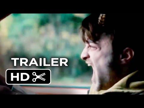Fantastic Fest (2014) Horns Trailer - Daniel Radcliffe, Juno Temple Fantasy Horror HD