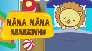 Canções Infantis - Animazoo - Nãna, Nãna Nenezinho