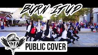 [KPOP IN PUBLIC] Wanna One 워너원 | Burn It Up 활활 | DANCE COVER [KCDC]