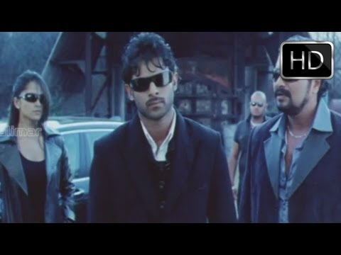 Billa Movie - Best Action Scene By Prabhas In Billa video