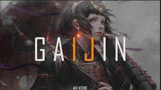 GAIJIN 🏮 Trap & Bass Japanese Type Beat ☯ Lofi HipHop Mix