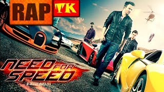 Rap do Need For Speed (Filme) // Alta Velocidade // TK RAPS