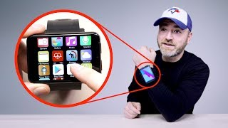 Unboxing The World's Biggest Smartwatch