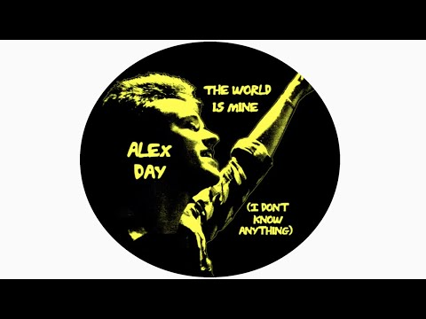 Alex Day - The World Is Mine (album)