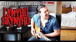 'Free Bird' Guitar Solo by Lynyrd Skynyrd