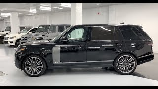 2019 Range Rover Supercharged LWB - Walkaround