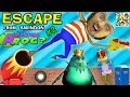 I ESCAPE w/ My New WEAPON!!!  The Amazing Frog that Farts Par...