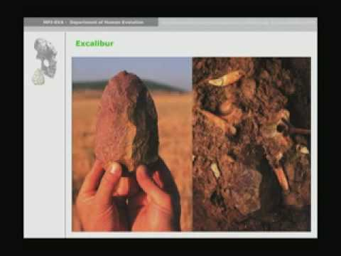 CARTA: Evolutionary Origins of Art and Aesthetics: Neanderthal Art - Jean-Jacques Hublin