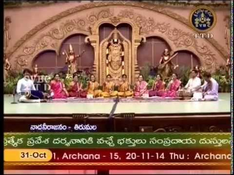 Seshulata Viswanath Nedunuri Krishnamurthy 02 Jaya Jaya Swamin Hamsadhwani NT
