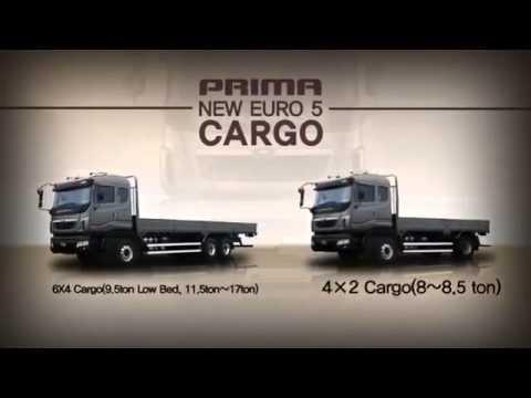 Tata Daewoo Commercial Vehicle Corporate Film