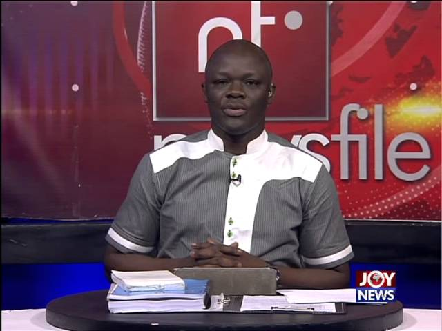 Newsfile Intro - Joy News (28-11-15)