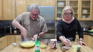 Mark Lowry & Colleen make Key Lime Pie