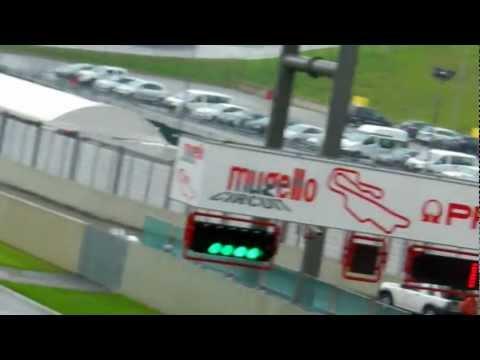 Prima uscita di Michael Schumacher