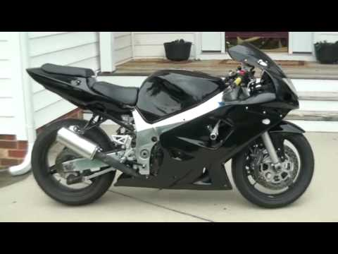 2001 gsxr 600 for sale youtube. Black Bedroom Furniture Sets. Home Design Ideas