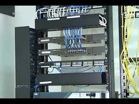 Video De Sistemas De Cableado Estructurado 1ra Parte Youtube