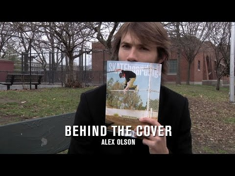Behind The Cover: Alex Olson