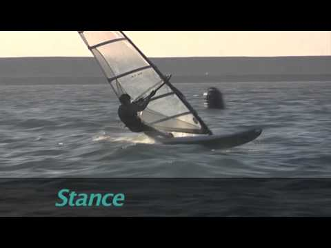 Techno Up Wind - Windsurfing Tips with Double Olympic Gold Medallist Shirley Robertson