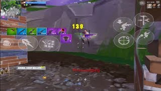 Insane Mobile Player Destroys PC Players in Pop Up Tournament...