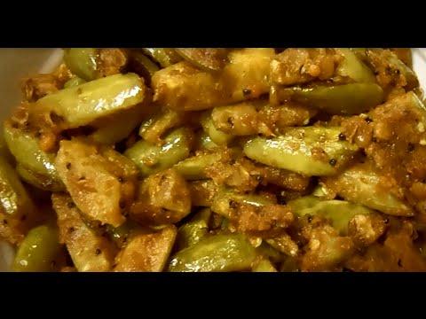 Ivy Gourd Recipe Tindoora Fry Ivy Gourd