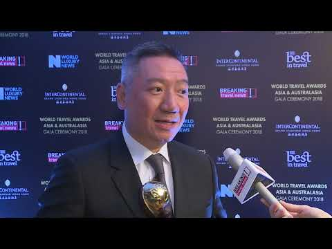 Norman Lui, regional vice president, north Asia, TravelClick