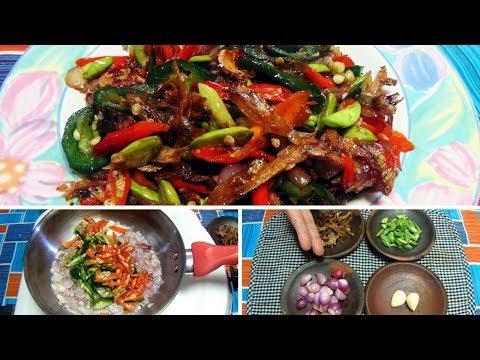 Resep & Cara Memasak Tumis Bawang Merah Ikan Teri