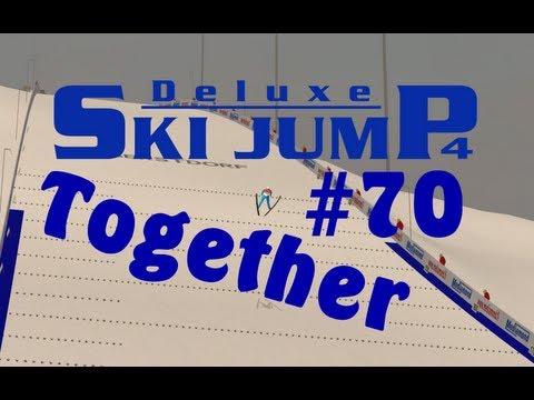 Let's Play DSJ4 #70 ONLINE [Deutsch][HD] - Planica sorgt für Aufschwung