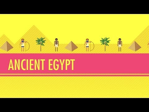 Ancient Egypt: Crash Course World History #4 video