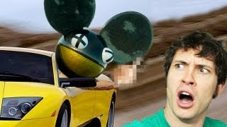 DEADMAU5 vs. TOBUSCUS - Need For Speed In Real Life