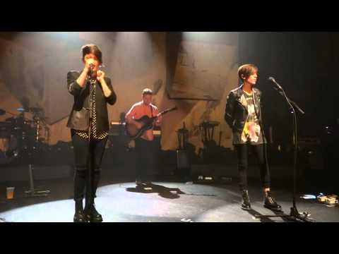 Tegan And Sara - Medley