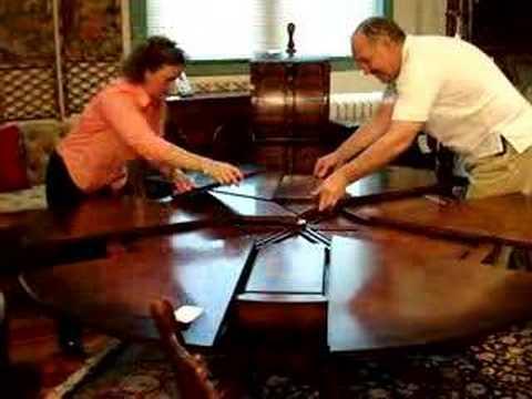 Trükkös asztalok