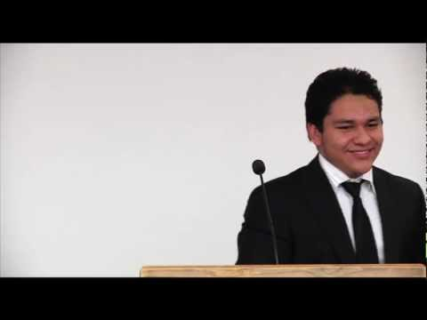 Kevin Jaimez - Delphian School ESL Graduate