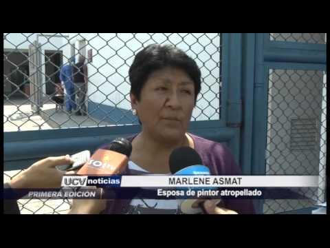 Trujillo: Pintor y motociclista pierden la vida en accidentes automovilísticos